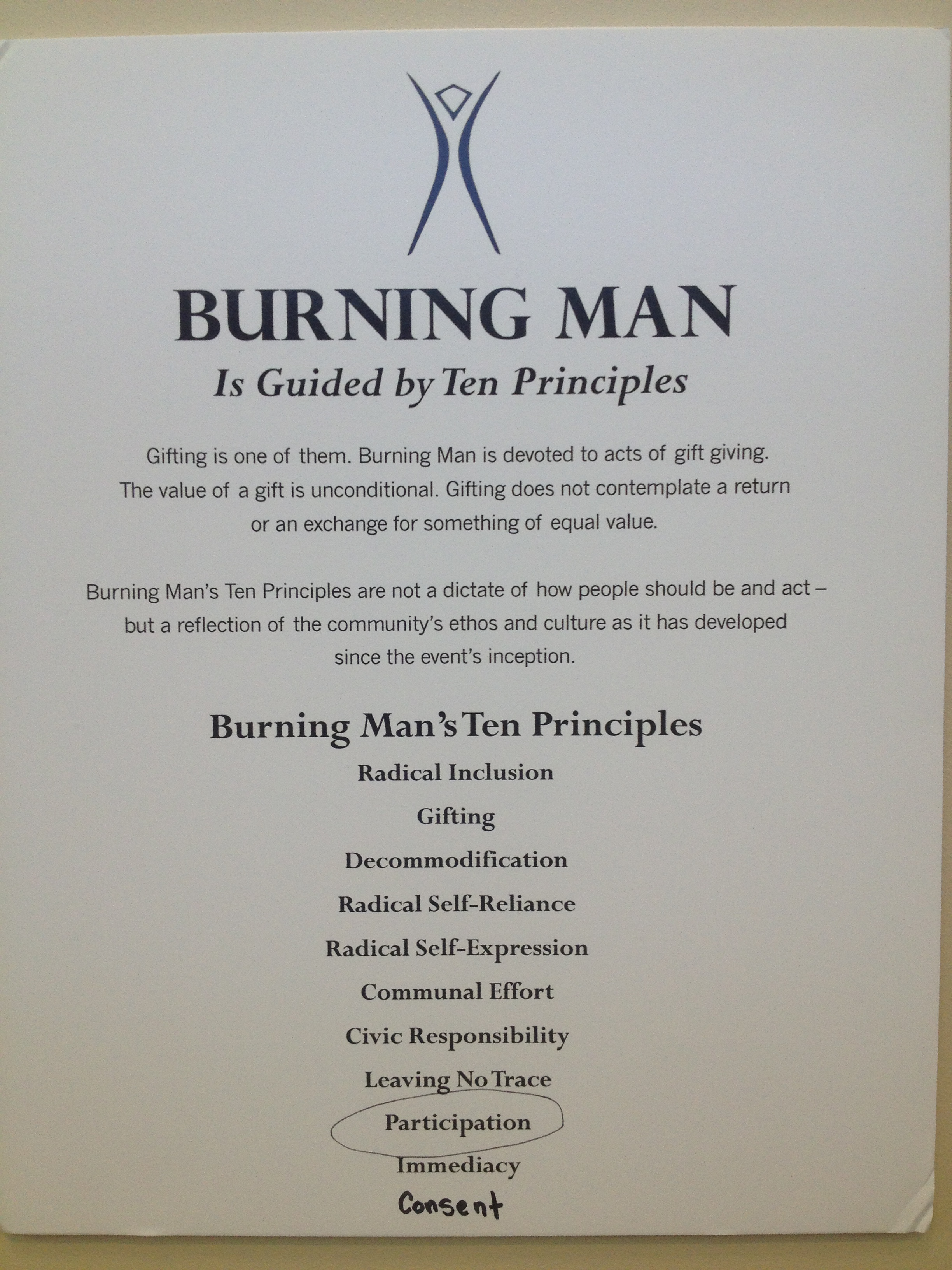 burning man principles